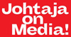 Johtaja on Media! Logo