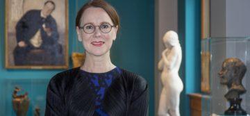 Susanna Pettersson: Museon johtaminen on myös median johtamista